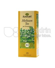 Produktabbildung: Alnatura Melissen Tee 20 St.