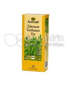 Produktabbildung: Alnatura Zitronenverbenen Tee 20 St.