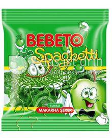 Produktabbildung: BEBETO Bebeto Spaghetti Äpfel Sour - Halal 80 g