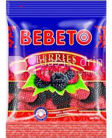Produktabbildung: BEBETO Bebeto Berries 80 g