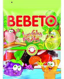 Produktabbildung: BEBETO Bebeto Lovely Fruits 80 g