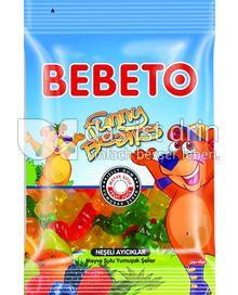 Produktabbildung: BEBETO Bebeto Funny Bears 80 g