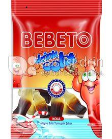 Produktabbildung: BEBETO Bebeto Sour Cola 80 g