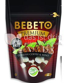 Produktabbildung: BEBETO Bebeto PREMIUM Türkische Kaffe und Mint 135 g