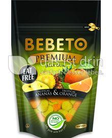 Produktabbildung: BEBETO Bebeto PREMIUM TROPIKAL 135 g