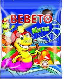 Produktabbildung: BEBETO Worms 175 g