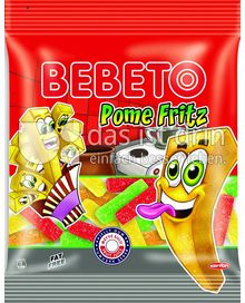 Produktabbildung: BEBETO Bebeto Pome Fritz 175 g