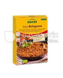 Produktabbildung: Davert Soja-Bolognese 110 g