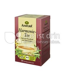 Produktabbildung: Alnatura Harmonie-Tee 20 St.