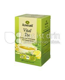 Produktabbildung: Alnatura Vital Tee 20 St.