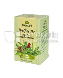 Produktabbildung: Alnatura Weißer Tee 20 St.