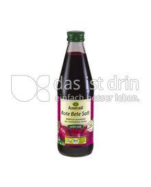 Produktabbildung: Alnatura Rote Bete Saft feldfrisch 330 ml