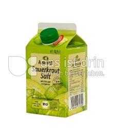 Produktabbildung: Alnatura Sauerkraut Saft 0,5 l