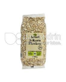 Produktabbildung: Alnatura 5-Korn Flocken 500 g