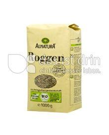 Produktabbildung: Alnatura Roggen 1000 g