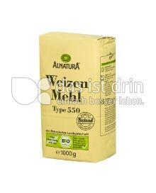 Produktabbildung: Alnatura Weizen Mehl Type 550 1000 g