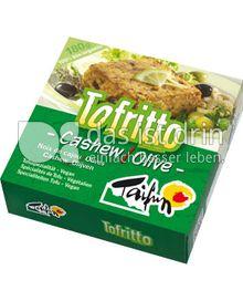 Produktabbildung: Taifun Tofritto Cashew Olive 180 g