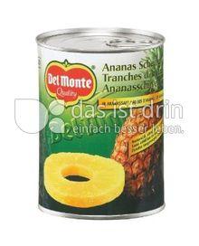 Produktabbildung: Del Monte Quality Ananas Scheiben 340 g