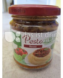 Produktabbildung: Aldi bio Pesto Rosso 185 g