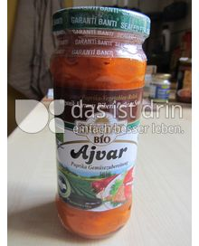 Produktabbildung: Baktat Bio Ajvar 240 g