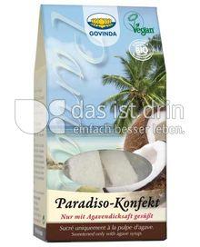 Produktabbildung: Govinda Paradiso-Konfekt 100 g
