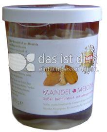 Produktabbildung: Rewe Feine Welt Mandel Melodie 200 g