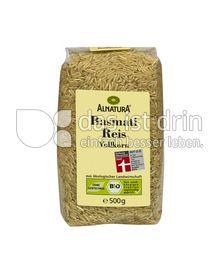 Produktabbildung: Alnatura Basmati Reis Vollkorn 500 g