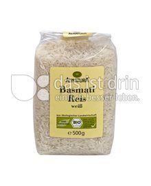 Produktabbildung: Alnatura Basmati Reis weiß 500 g