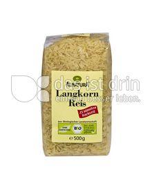 Produktabbildung: Alnatura Langkorn Reis 500 g