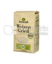 Produktabbildung: Alnatura Weizen Grieß 500 g