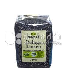 Produktabbildung: Alnatura Beluga Linsen 500 g