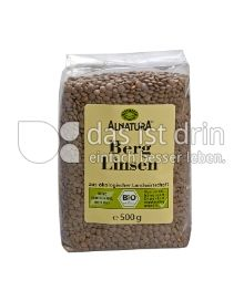 Produktabbildung: Alnatura Berg Linsen 500 g