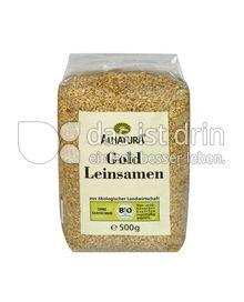 Produktabbildung: Alnatura Gold Leinsamen 500 g