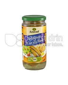 Produktabbildung: Alnatura Wiener Würstchen 400 g
