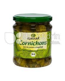 Produktabbildung: Alnatura Cornichons 330 g