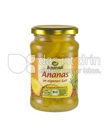 Produktabbildung: Alnatura Ananas 350 g