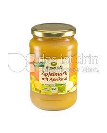 Produktabbildung: Alnatura Apfelmark mit Aprikose 360 g