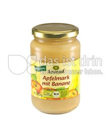 Produktabbildung: Alnatura Apfelmark mit Banane 360 g