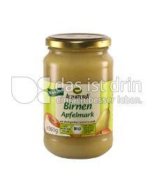 Produktabbildung: Alnatura Birnen Apfelmark 360 g