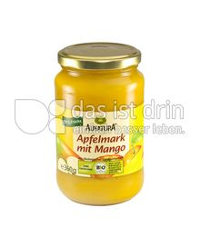 Produktabbildung: Alnatura Apfelmark mit Mango 360 g