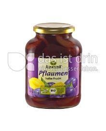 Produktabbildung: Alnatura Pflaumen 540 g