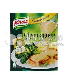 Produktabbildung: Knorr Feinschmecker Champignon Sauce