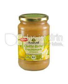 Produktabbildung: Alnatura Quitte-Birne Fruchtmark 360 g