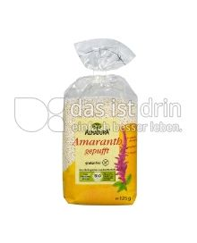 Produktabbildung: Alnatura Amaranth gepufft 125 g