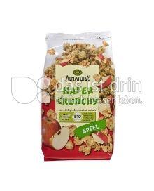 Produktabbildung: Alnatura Hafer Crunchy Apfel 375 g