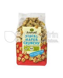 Produktabbildung: Alnatura Dinkel Hafer Crunchy 375 g