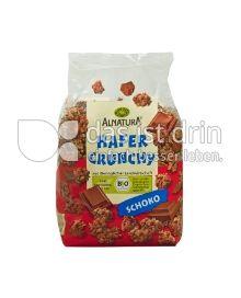 Produktabbildung: Alnatura Hafer Crunchy Schoko 375 g