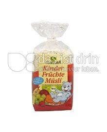 Produktabbildung: Alnatura Kinder Früchte Müsli 375 g