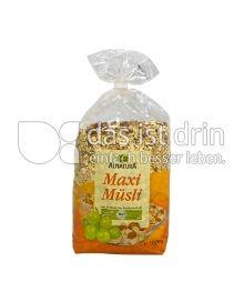 Produktabbildung: Alnatura Maxi Müsli 1000 g