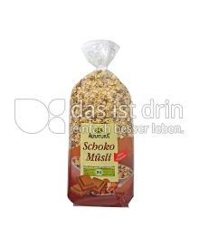 Produktabbildung: Alnatura Schoko Müsli 750 g